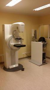 Equipo de Mamografía